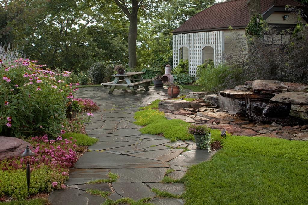 Award Winning Landscape Design Knapp Valley Landscaping