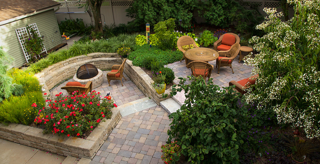 Creechs Garden Center And Landscaping : Knapp valley gardens landscaping design and installation